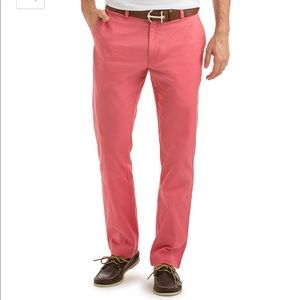 Vineyard Vines Salmon Color Club Pant 28 x 30